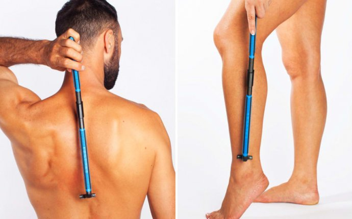 Men Back Hair Shaver Do It Yourself Razor Professional Body