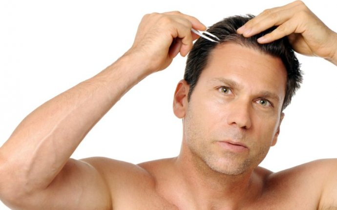 Plucking hairs can make more grow - BBC News