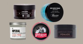 Hair Pomade Vs Gel Vs Wax