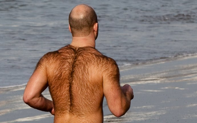 Why do Mens have Back Hair?