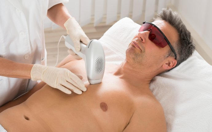 Laser Hair Removal Lower Back
